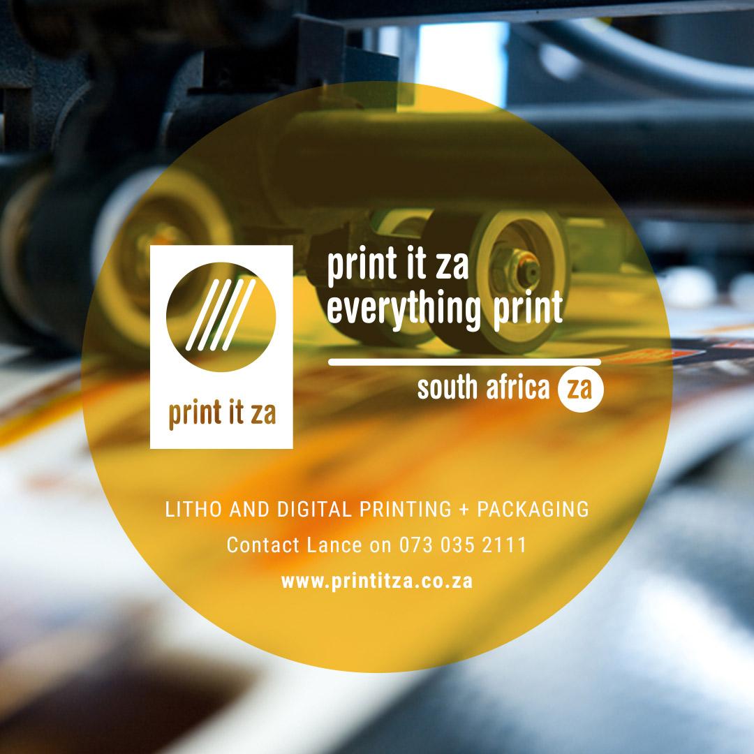 Printing Johannesburg www.printitza.co.za